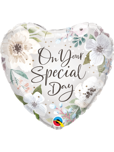 On Your Special Day Wedding Balloon