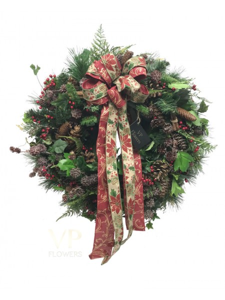 Christmas Wreath (No.7)