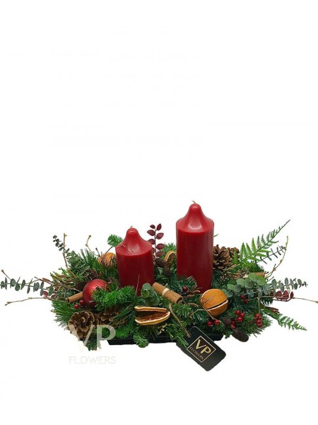 Christmas Table Centerpiece (No.3)