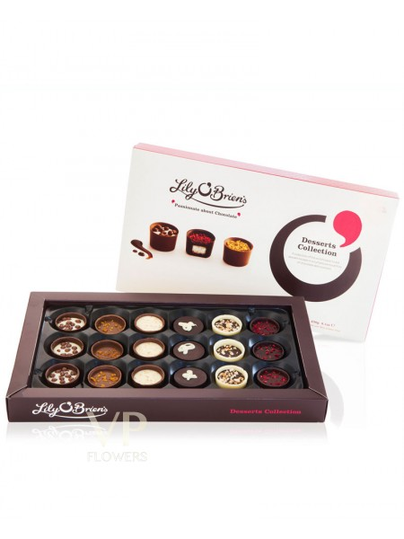 Lily O'Briens Desserts Collection, 230g