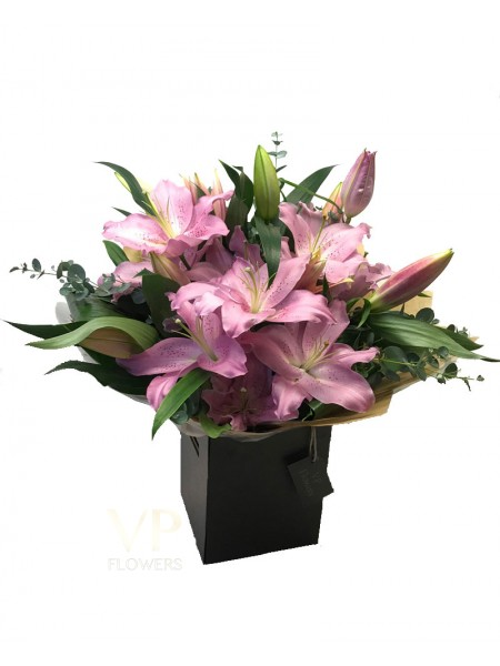Fragrant Oriental Lilie's