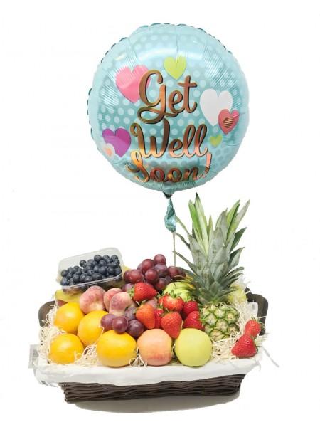 Seasonal Fruit Basket (no.2)