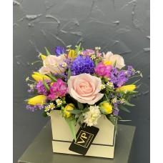 Fragrant Spring Hatbox