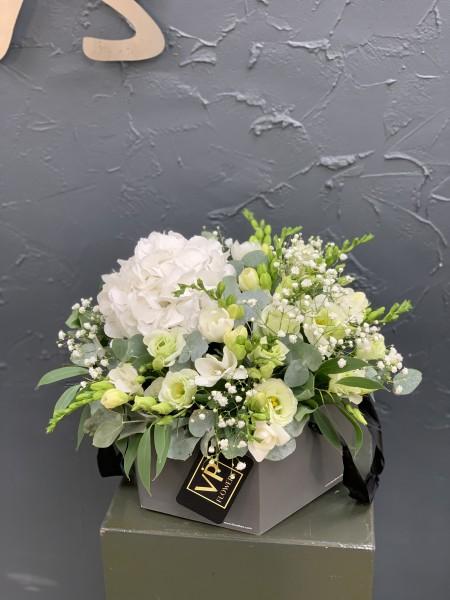 White Elegance Arrangement