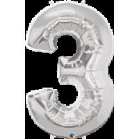 "34"" Number Three"