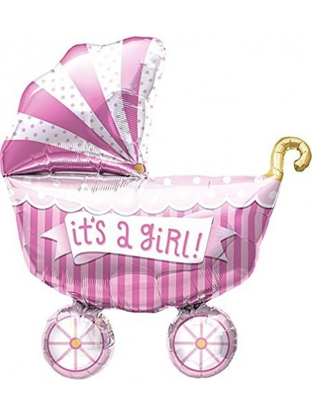 It's A Girl Buggy