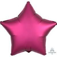 Cerise Pink Star