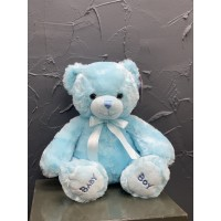 Baby Boy Medium Teddy