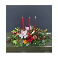 Festive Vibes Christmas Arrangement