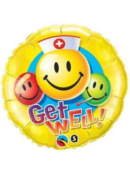 Get Well Balloon