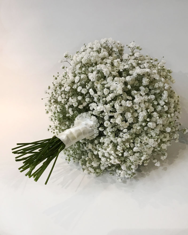 Baby S Breath Bouquet Vpflowers